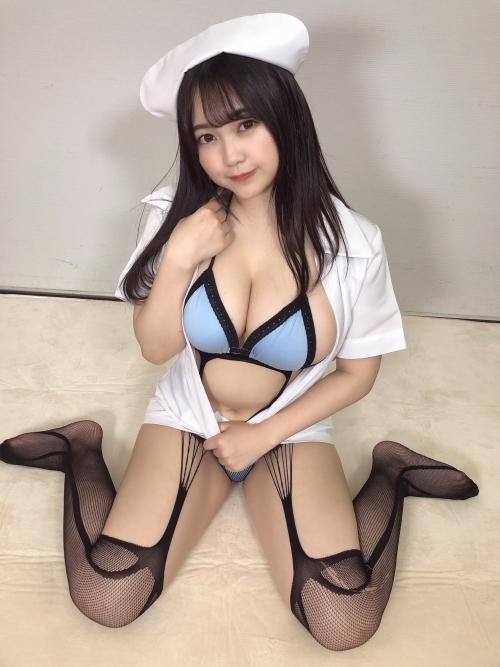 ナースコスプレ Nurse Cosplay 56