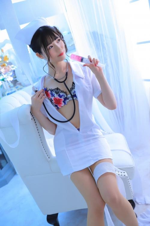 ナースコスプレ Nurse Cosplay 63