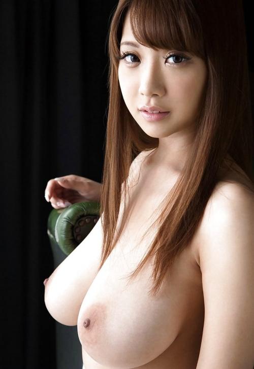 AV女優さんの癒しのおっぱい エロ画像 03