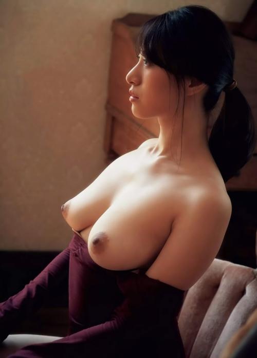 AV女優さんの癒しのおっぱい エロ画像 35