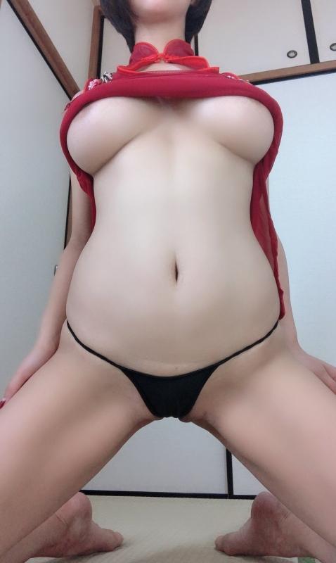 巨乳 下乳 42
