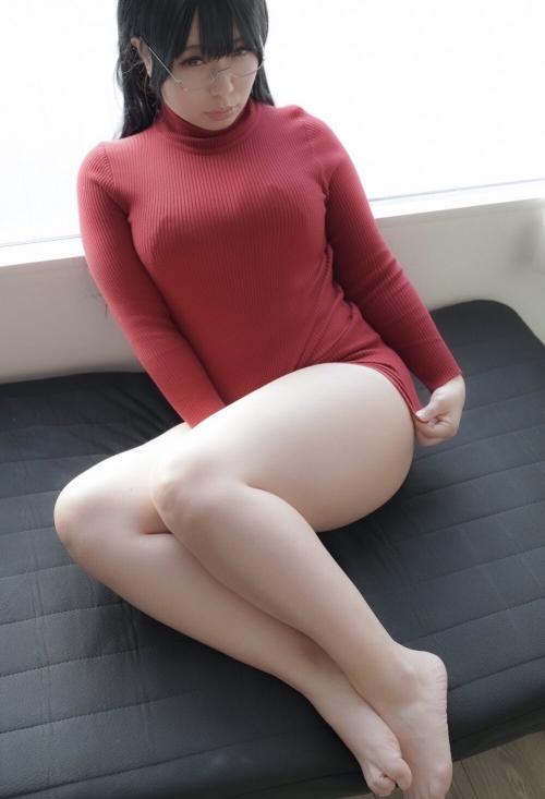 着衣巨乳 14