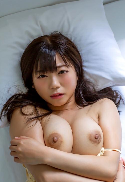 AV女優 エロい乳首のおっぱい エロ画像 33