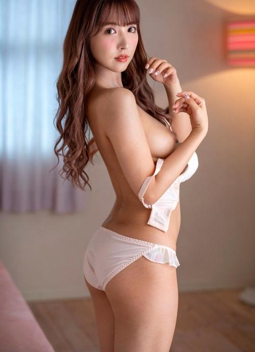 AV女優 エロい乳首のおっぱい エロ画像 70