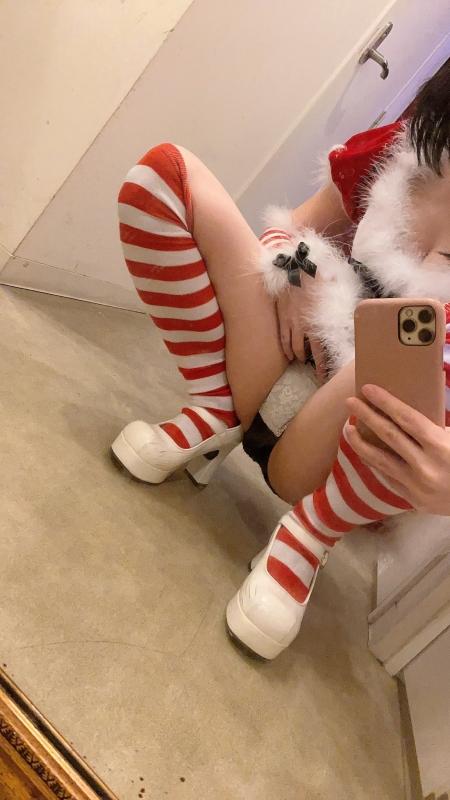 サンタガール コスプレ Cute Santa-Girls Cosplay 59