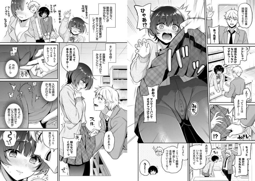 【ささちん】ひめごとりっぷ【アダルトコミック/エロ漫画】#2