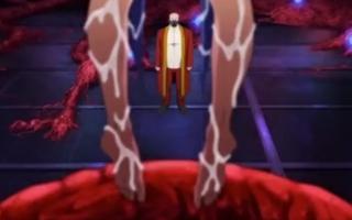 【対魔忍】肉壺内での触手凌辱で理性が崩壊して陥落する女くノ一!