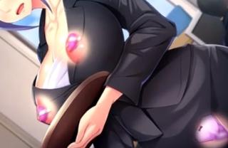 【新作】女体化した中年上司がローター調教責めでアへ顔晒して快楽まみれ!