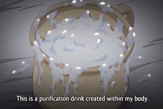 異臭が酷い10日分のザーメン汁を浄化剤として強制的に飲ませるゲス野郎!