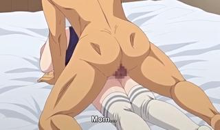 【新作】「あ‥‥あぁ‥」性欲旺盛な絶倫野郎に寝バックでザーメン漬けにされる義母!