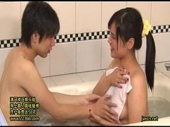 姉と混浴して勃起しなかったら賞金→無理ゲー過ぎ!