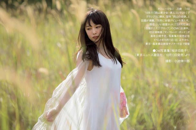 桜井日奈子32