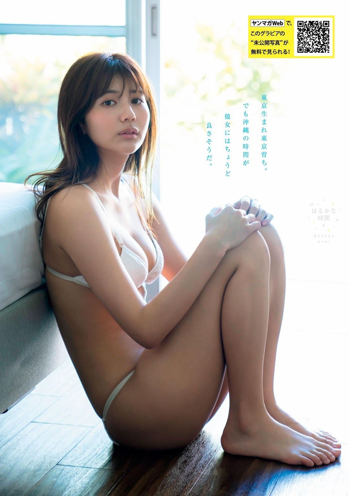 新井遥63
