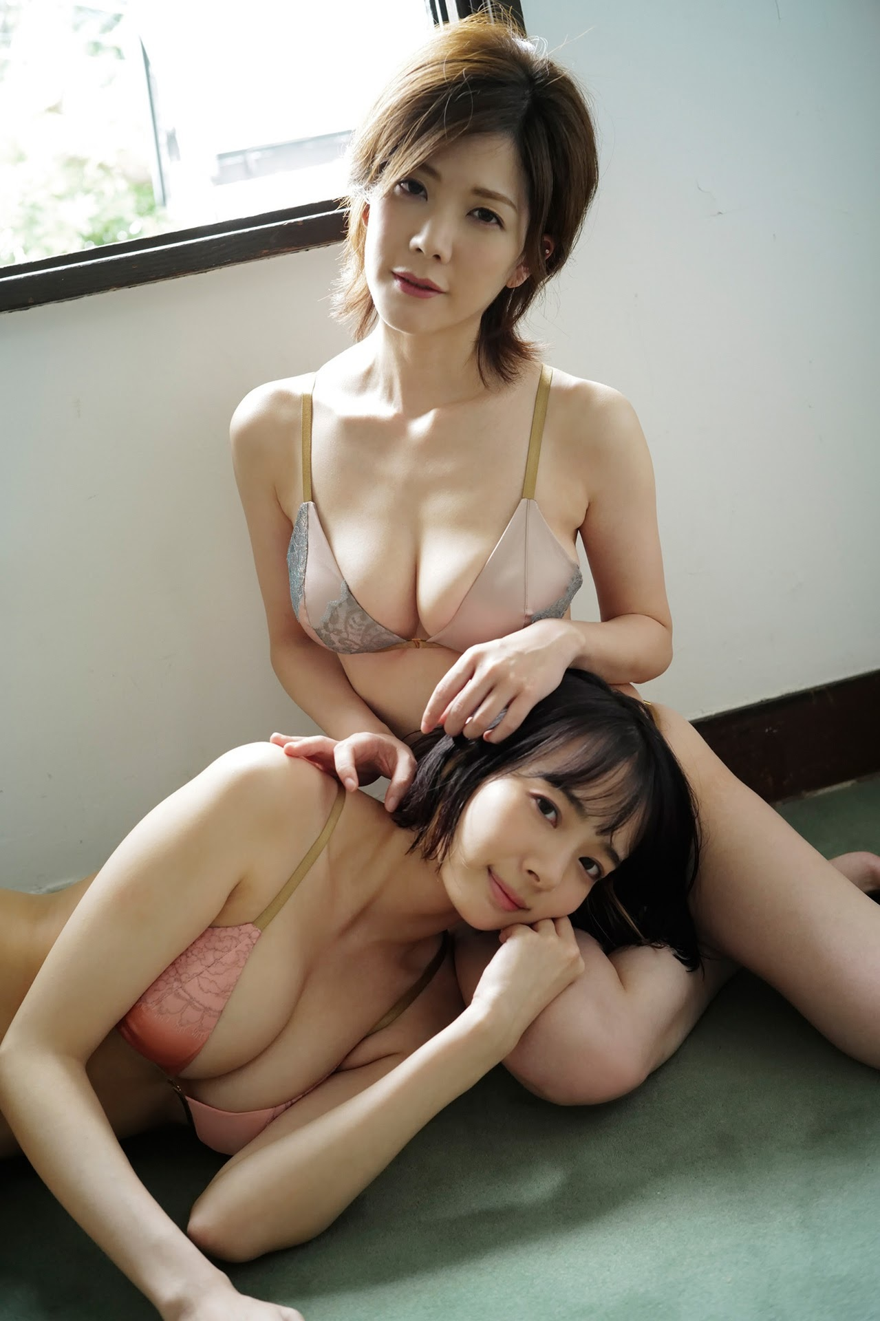 岡田紗佳 × 高宮まり31