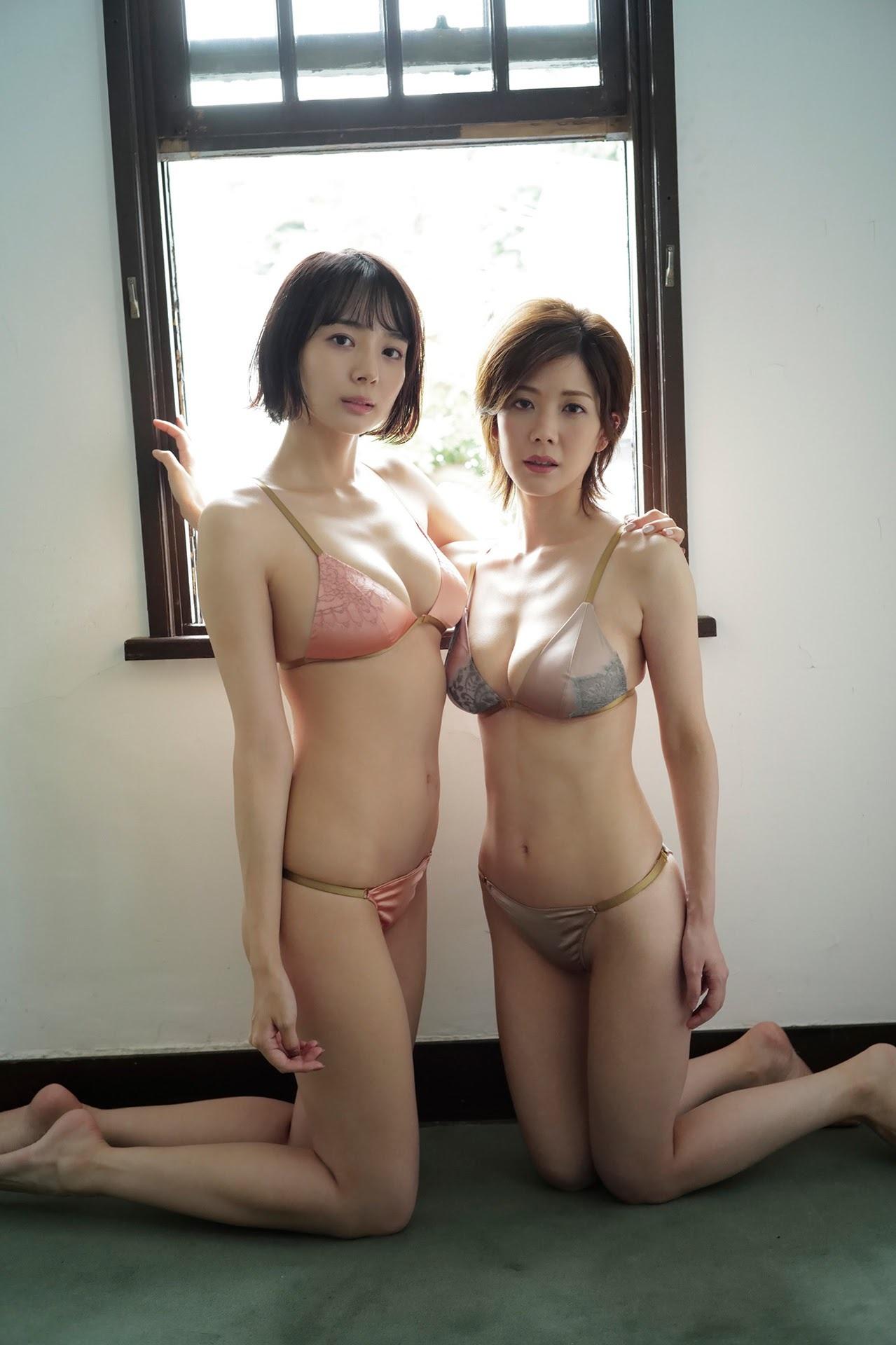 岡田紗佳 × 高宮まり32