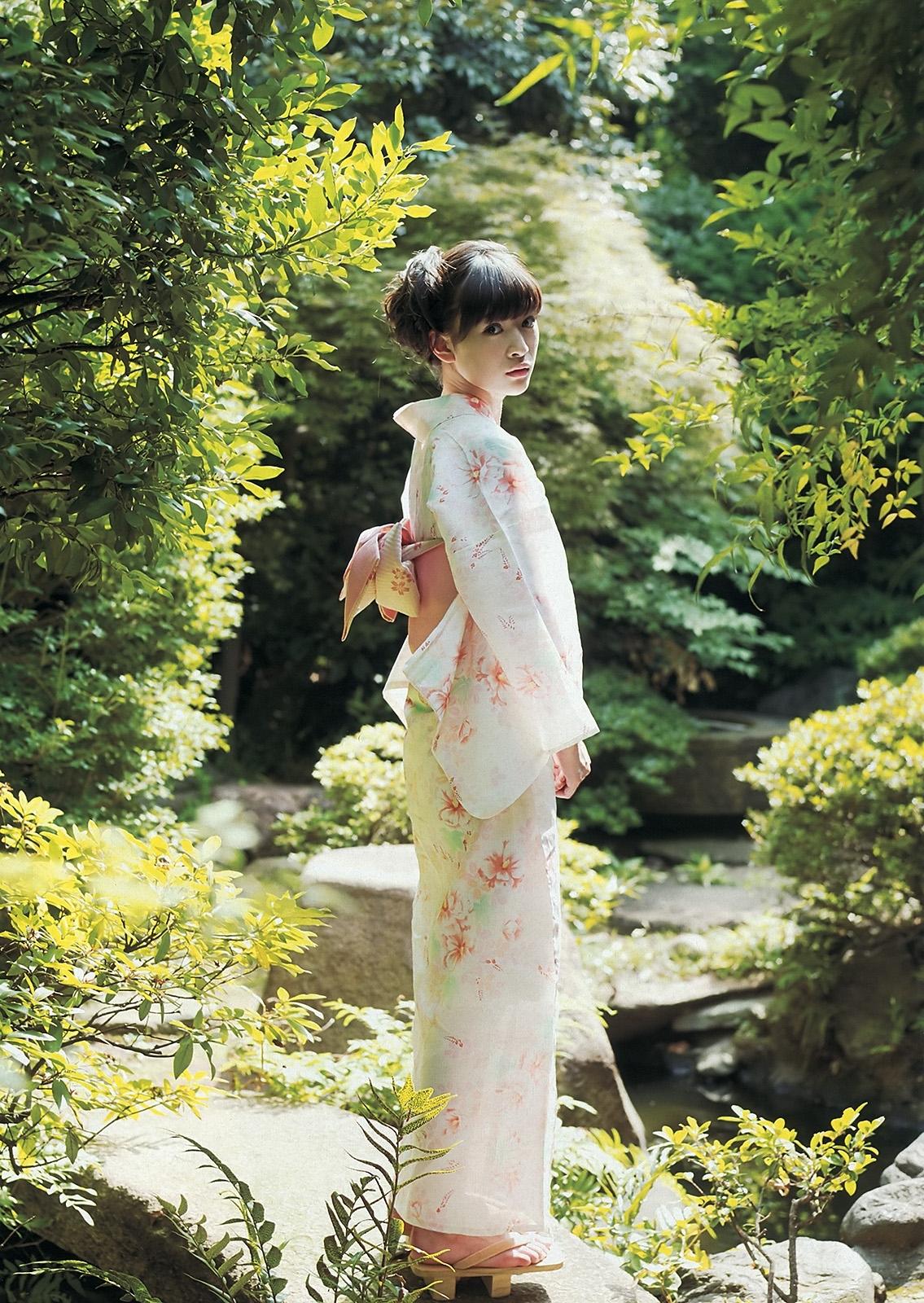 優希美青53