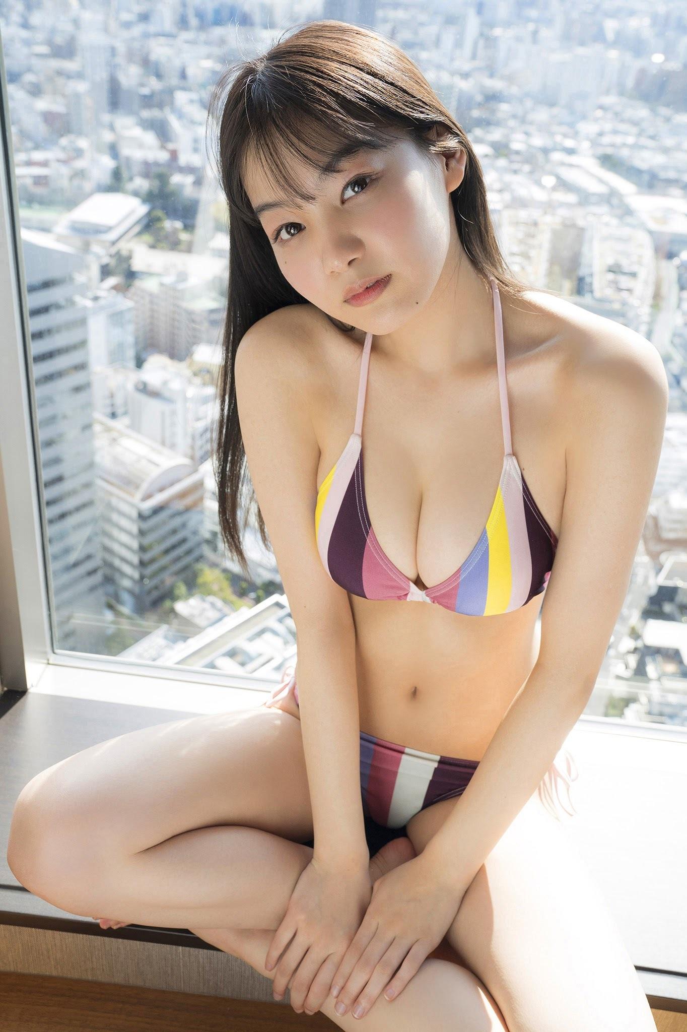 吉澤遥奈71