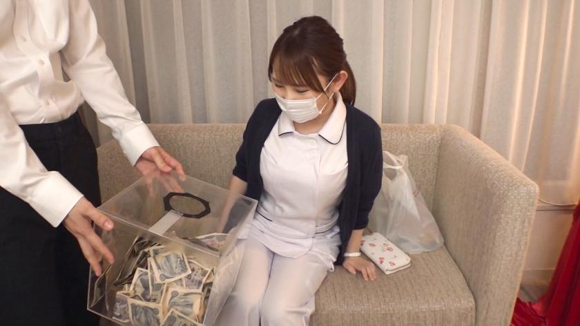 【悲報】22歳の看護師さん、お金に目がくらみホテルに連れ込まれる!その代償はあまりにもデカすぎたwwww