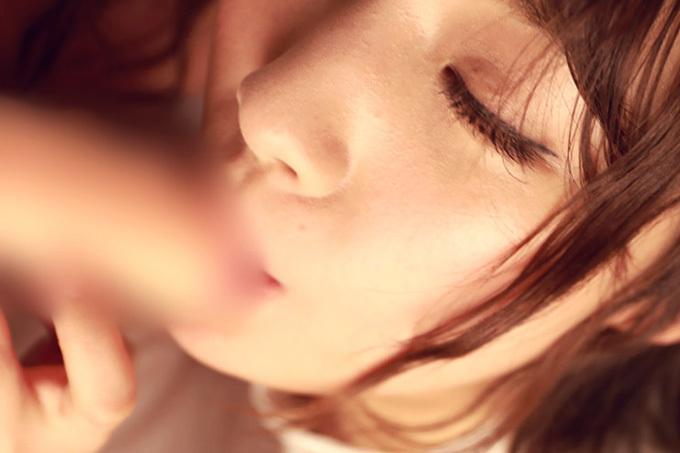 愛おしそうにおしゃぶりする姿が愛おしい…フェラチオ画像100枚