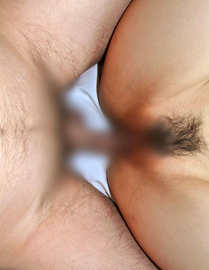 セックス 結合部 画像 35