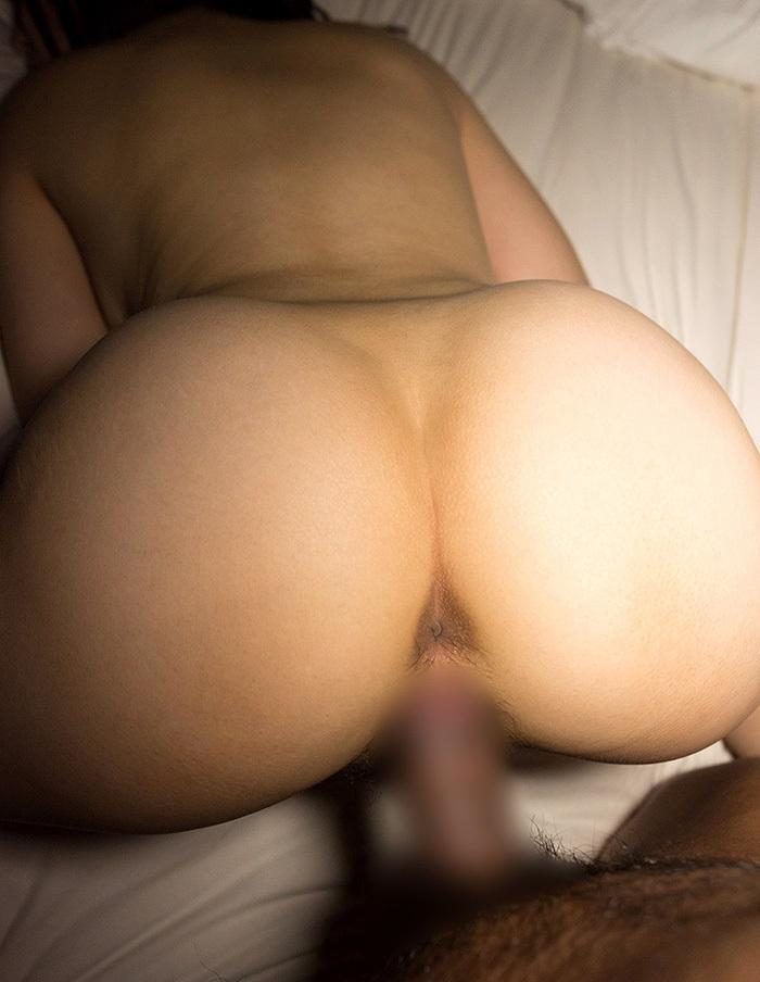 後背位 セックス 画像 15