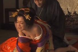 安達祐実、乳首ヌードや濡れ場がエロ過ぎる!おっぱい触られバックから突かれまくる!