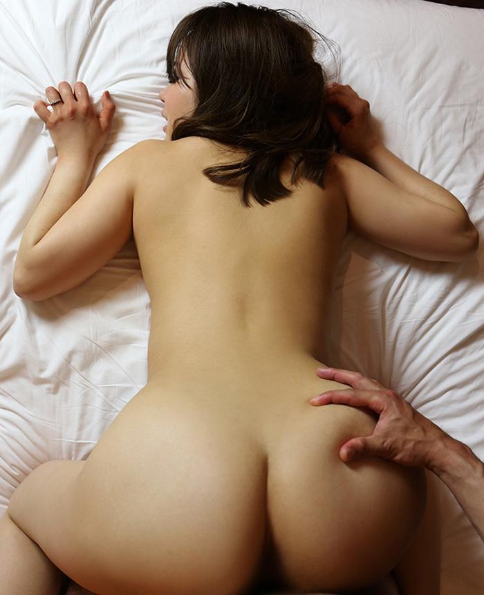 後背位 セックス 画像 44