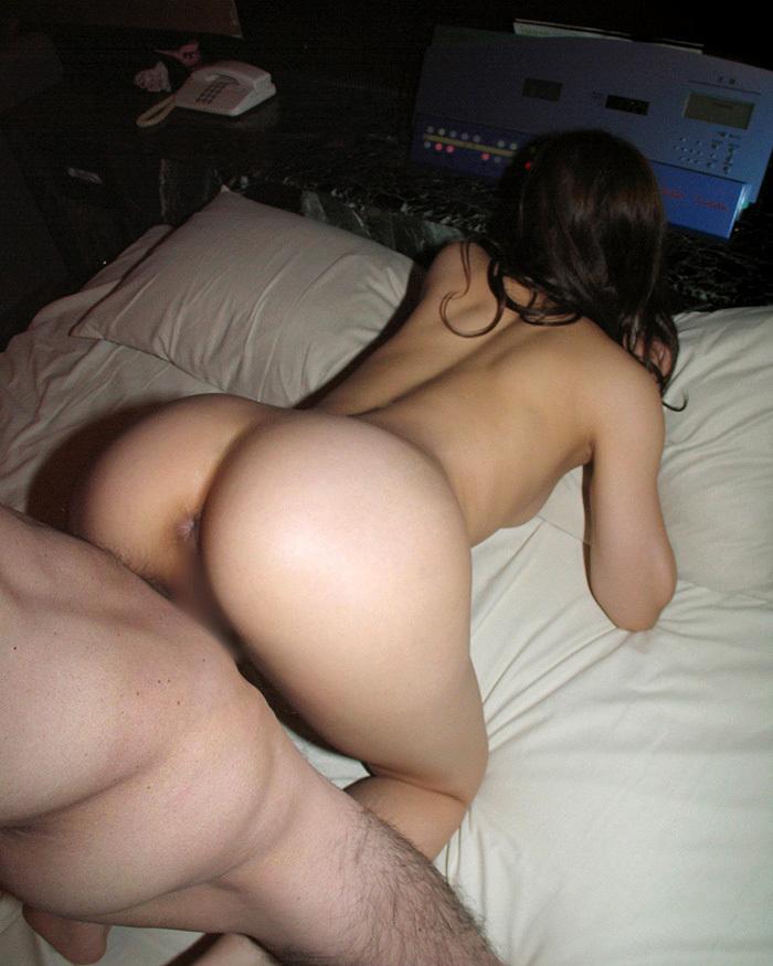 後背位 セックス 画像 96