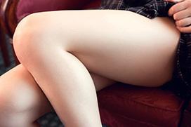 ムチムチ感と柔肌感にムラムラ…太もも画像100枚