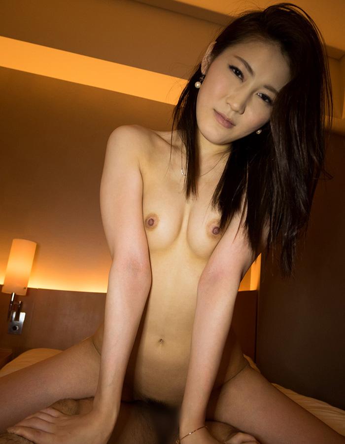 騎乗位 セックス 画像 45