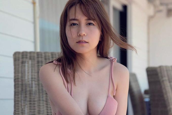 大場美奈 最高にエモい…とびっきりのフェロモンカット。