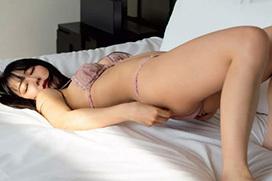 NMB48 白間美瑠 股間がみるるんするエロ尻ランジェリーのグラビア画像を公開! 32枚
