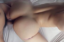 感じてる背中を見るのも興奮…後背位セックス画像100枚