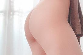 自ら撮影したお尻のエロ画像