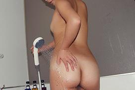 セックスのあとの汗と火照りを洗い流す…シャワー画像100枚
