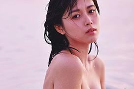 女優・北向珠夕、二十歳の記念に大胆セミヌードwwwwwおっぱいデカかったwwwww
