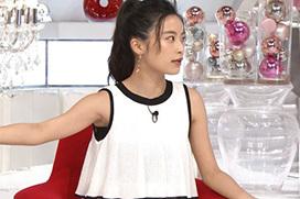 おしゃれイズムで映った小島瑠璃子のエロスな二の腕