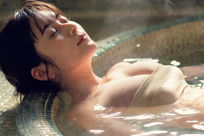 大久保桜子 ふたりっきりの温泉旅行。
