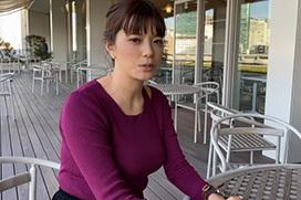 テレ朝の三谷紬アナが巨乳過ぎてダイエットに挑戦
