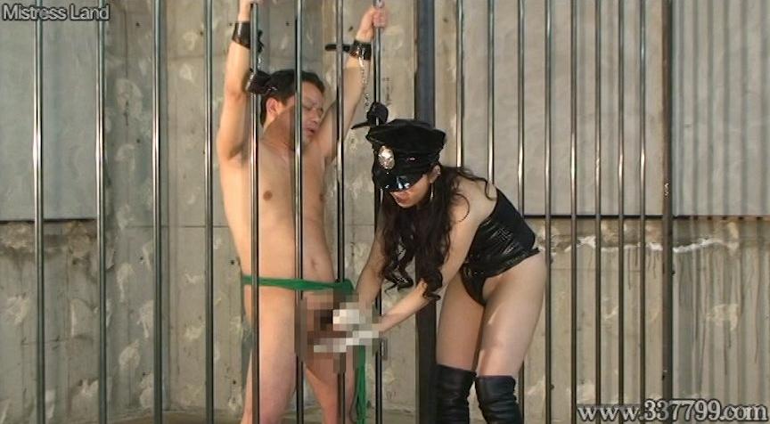 空腹と射精管理で女看守に支配されていく囚人 ミストレスランド yun MLDO-139