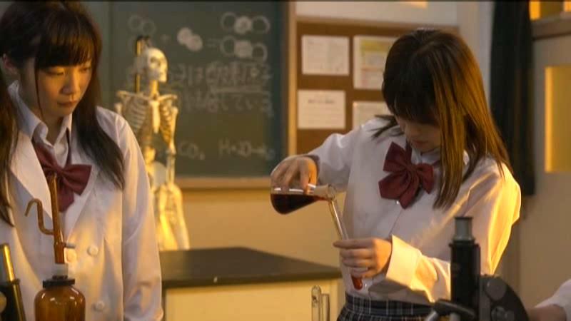 科学部の女子