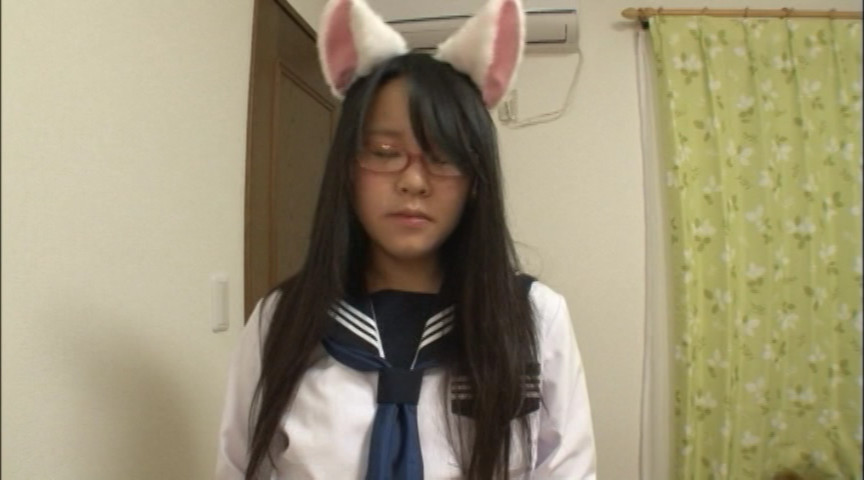 猫耳とセーラー服