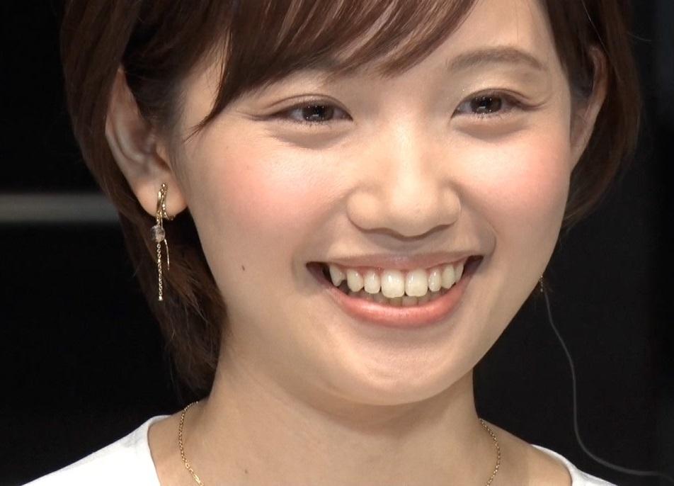 田中瞳アナの顔見て発射7
