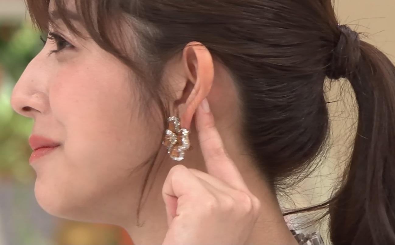 テレ朝・斎藤ちはるアナの横顔4