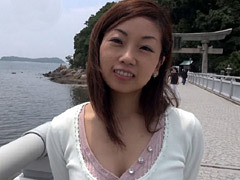 草刈みずき 三十路のセックスレス妻を名古屋で発見!初撮りでやりたい放題のハメ撮りSEX!