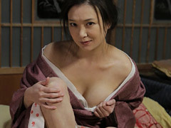 京野美麗 貧しくて厳しい昭和の冬に色白で美しい四十路熟女を抱く