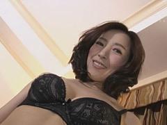 谷原希美 桜色の乳首が堪らない四十路熟女が魅せる濃厚交尾