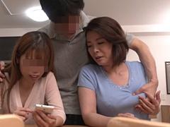 佐倉由美子 妻よりも美しいムッチリした五十路義母に惹かれる婿