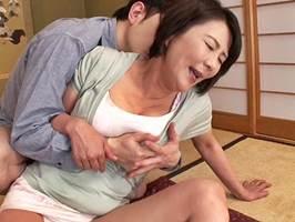 円城ひとみ|四十路|娘の旦那と禁断性交をするイケナイ義母