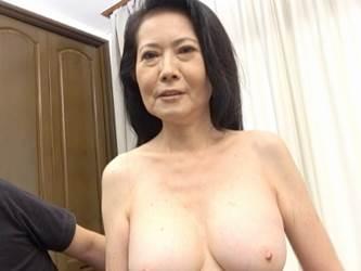 【六十路】還暦を迎えてもまだまだ性欲旺盛な巨乳マダム。